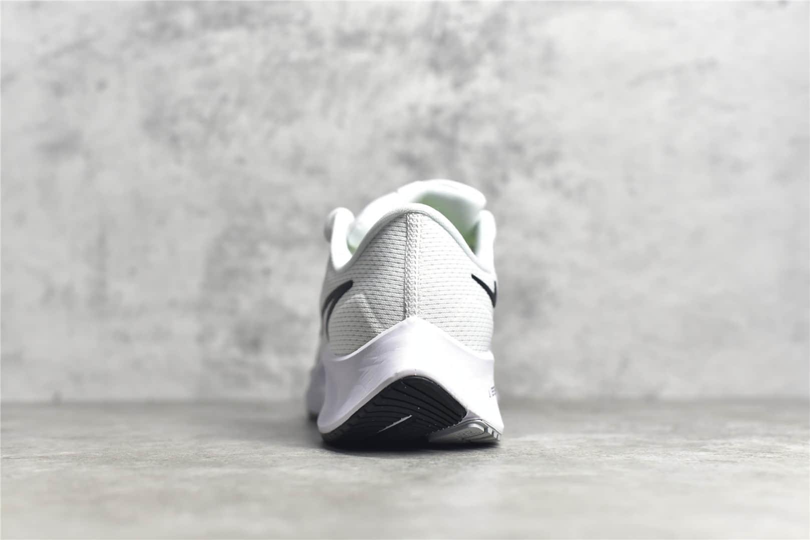 耐克登月38代白色轻跑鞋 Nike Zoom Pegasus 38 公司级版本耐克登月系列 耐克登月复刻 货号:CW7356-100-潮流者之家