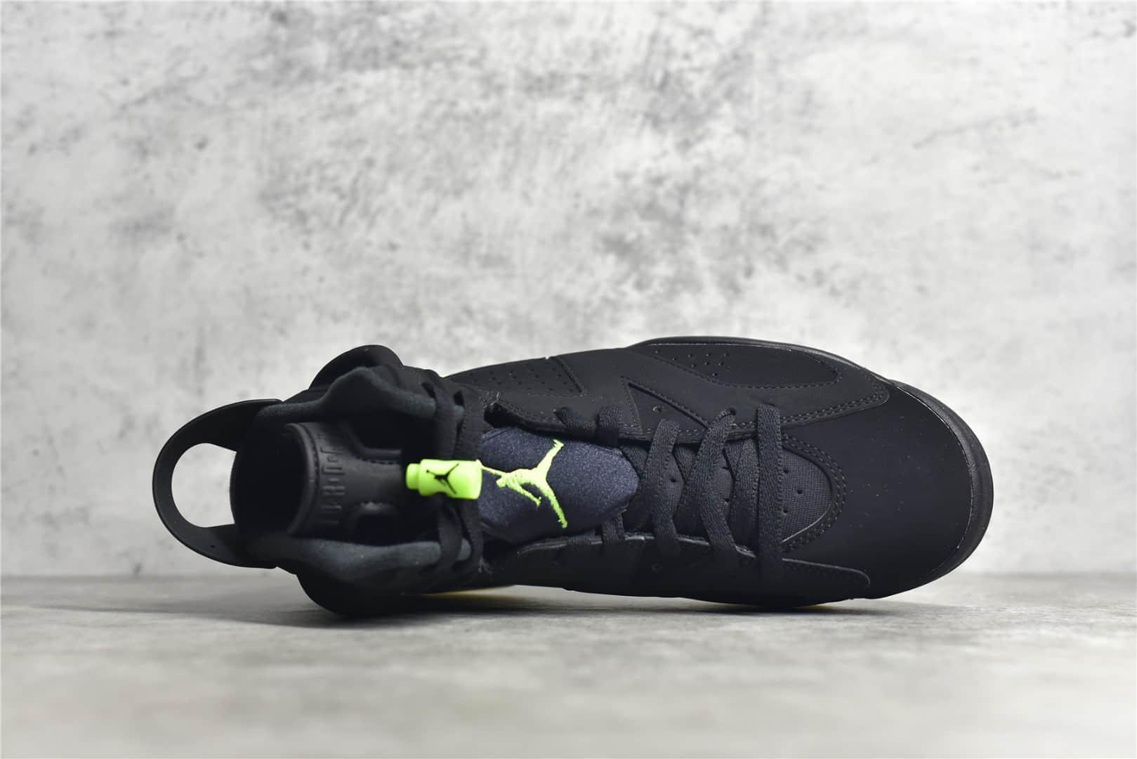 AJ6电光绿H12纯原版本 Air Jordan 6 Retro