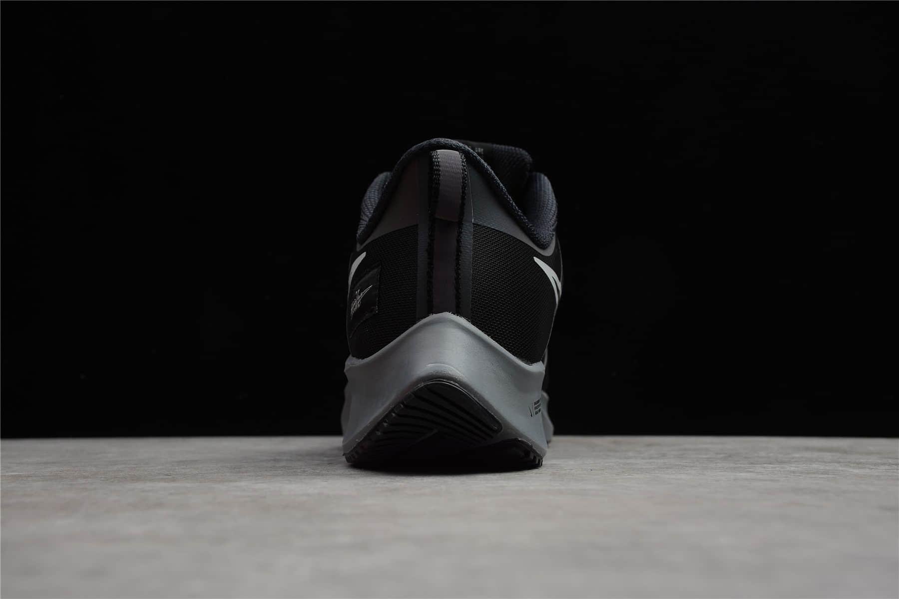 耐克登月39代黑色跑鞋 NIKE Air Zoom Structure 39X 耐克反光跑鞋 耐克公司级跑鞋 货号:DJ3128-600-潮流者之家