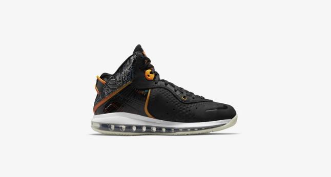 詹姆斯8代大灌篮球鞋上架 Nike LeBron 8 Space Jam 耐克詹姆斯球鞋复刻 货号:DB1732-00-潮流者之家