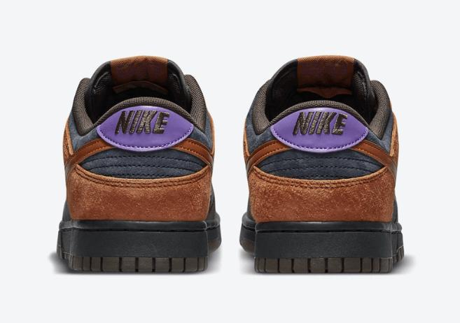 """耐克Dunk大地色系全新配色 Nike Dunk Low PRM """"Cider"""" 耐克Dunk棕黄水泥灰低帮 货号:DH0601-001-潮流者之家"""
