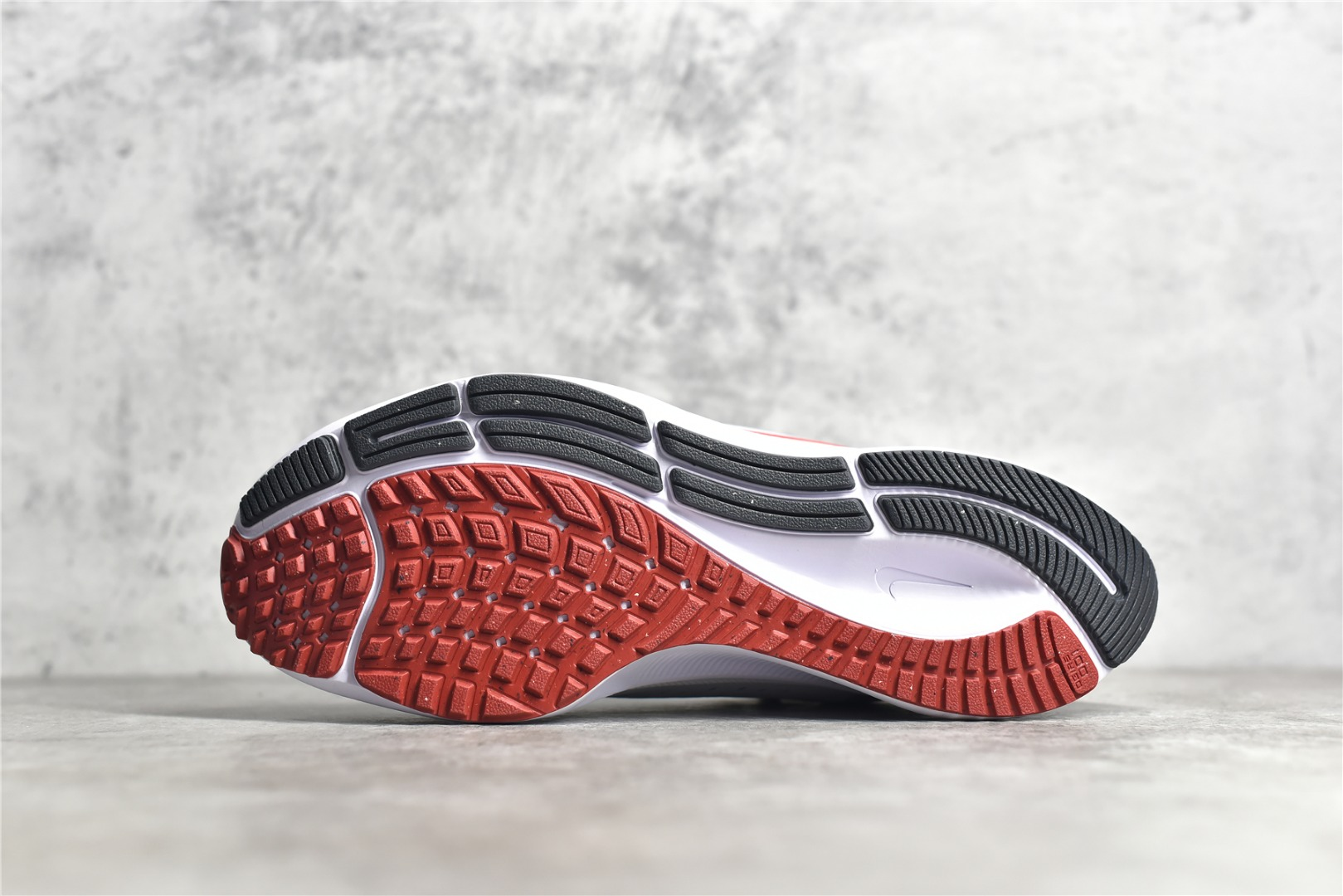 耐克登月38代银色网面透气轻跑鞋 Nike Zoom Pegasus 38 莆田终端耐克登月工厂货源 货号:CW7356-100-潮流者之家