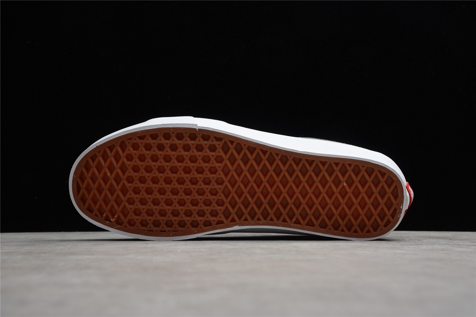 万斯牛油果绿色中帮 Vans Sk8-Mid Reissue 万斯绿色中帮帆布鞋 万斯真标硫化鞋 货号:VN0A3WM3609-潮流者之家
