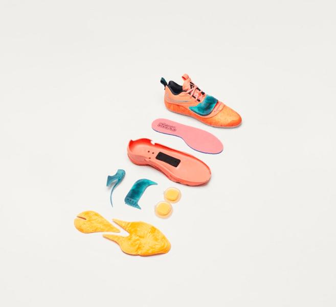 耐克字母哥篮球鞋 Nike Zoom Freak 3 字母哥MVP战靴 耐克字母哥3代新配色 货号:DA0695-100-潮流者之家