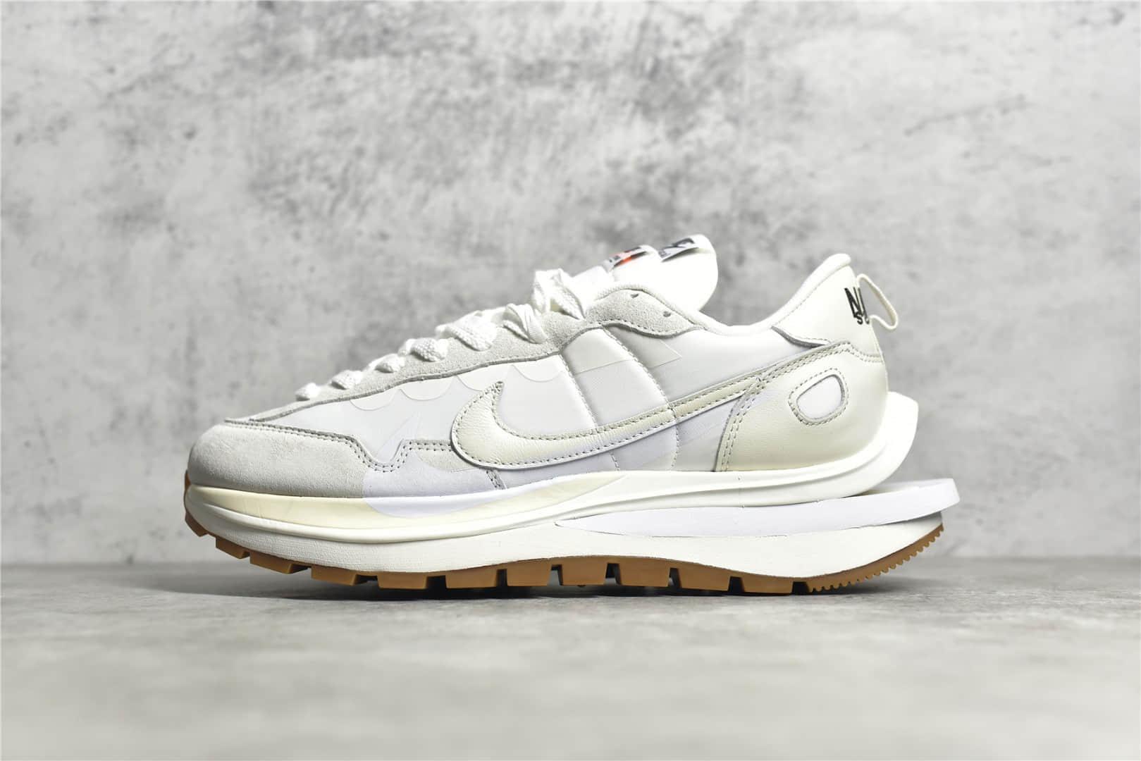 耐克Sacai联名白帆生胶 Sacai X Nike regasus vaporrly SP 莆田耐克过验鞋子 耐克Sacai联名纯原版本 货号:DD1875-100-潮流者之家