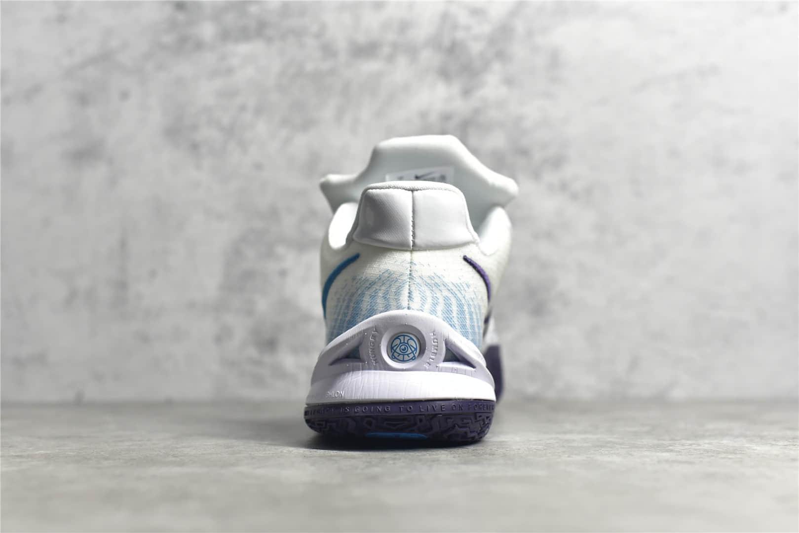 耐克欧文4代实战球鞋灭世纯原版本 Nike Kyrie Low 4 Ep 欧文4实战篮球鞋复刻 货号:CZ0105-100-潮流者之家