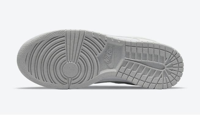 耐克Dunk环保材料设计理念新配色 Nike Dunk Low 耐克Dunk米白色低帮 货号:DD1873-100-潮流者之家