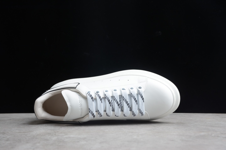 亚历山大麦昆 松糕鞋厚底增高小白鞋 Alexander McQueen 亚历山大麦昆老爹鞋莞产纯原版本-潮流者之家