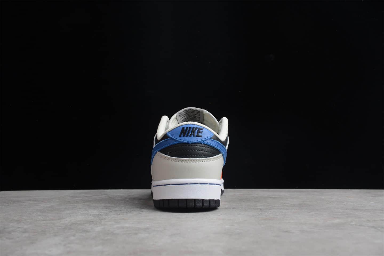 """耐克Dunk尼克斯低帮 NBA x Nike Dunk Low EMB """"75th Anniversary"""" 耐克Dunk NBA联名款 货号:DD3363-002-潮流者之家"""