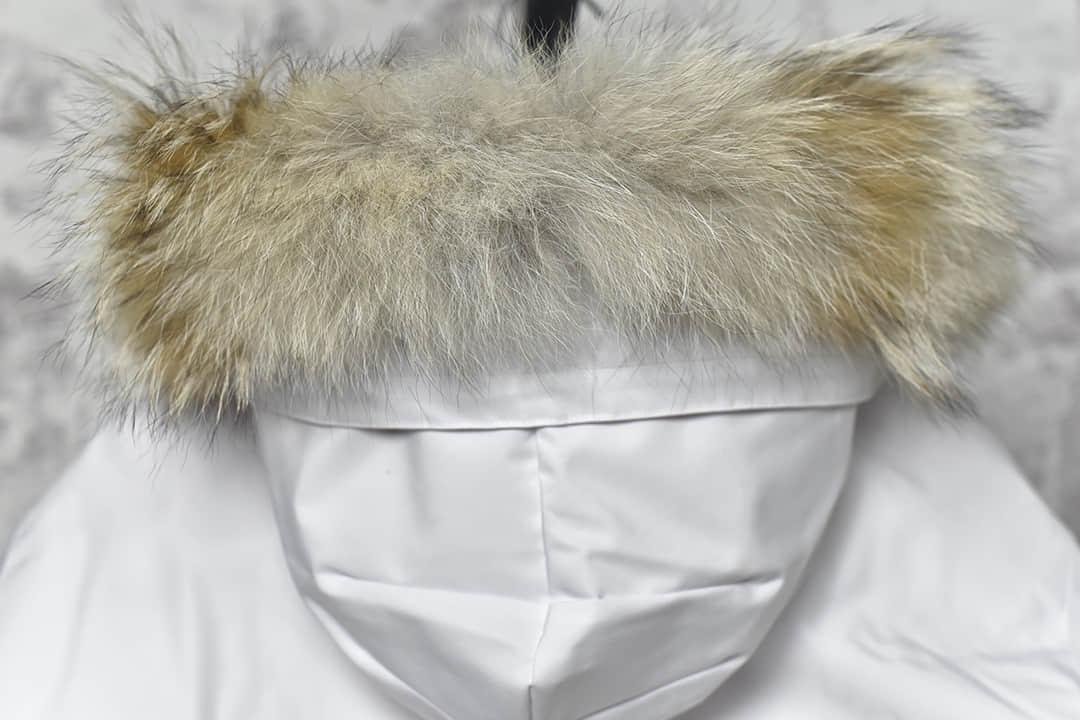 大鹅08款白色长款羽绒服 Canada goose 20fw expedition 4660M 莆田加拿大鹅工厂货源 正品大鹅08款-潮流者之家