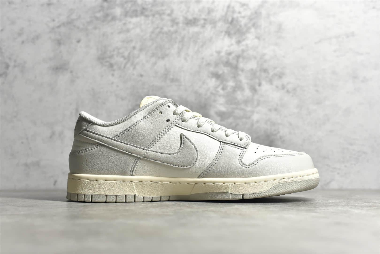 耐克Dunk SB骨白低帮 Nike Dunk SB Low RETRO 耐克SB Dunk灰白低帮板鞋 货号:DD1503-107-潮流者之家
